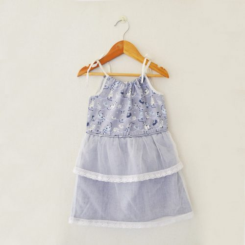 Liz Jacob Girls Dress