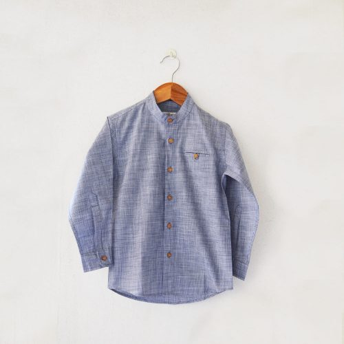 Boys Linen Shirts