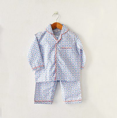 Liz Jacob cotton night pyjama