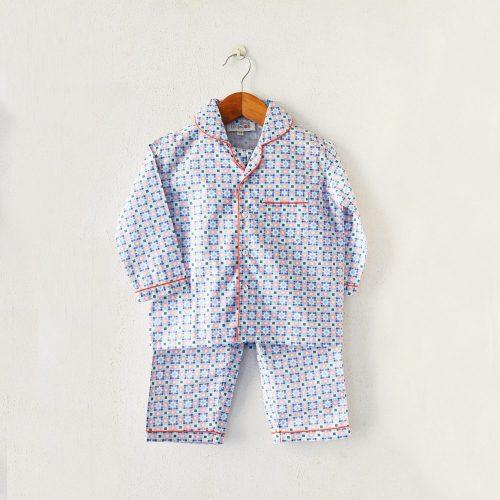 Liz Jacob cotton night pyjama