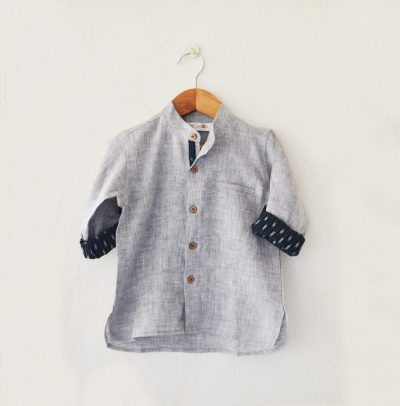 Liz Jacob Linen Shirt