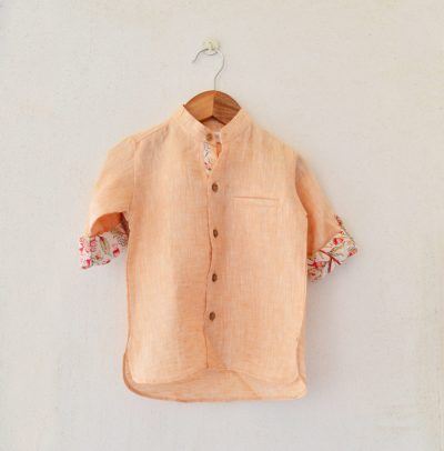 Liz Jacob linen shirts