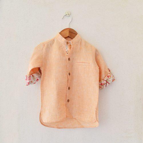 Liz Jacob linen shirts